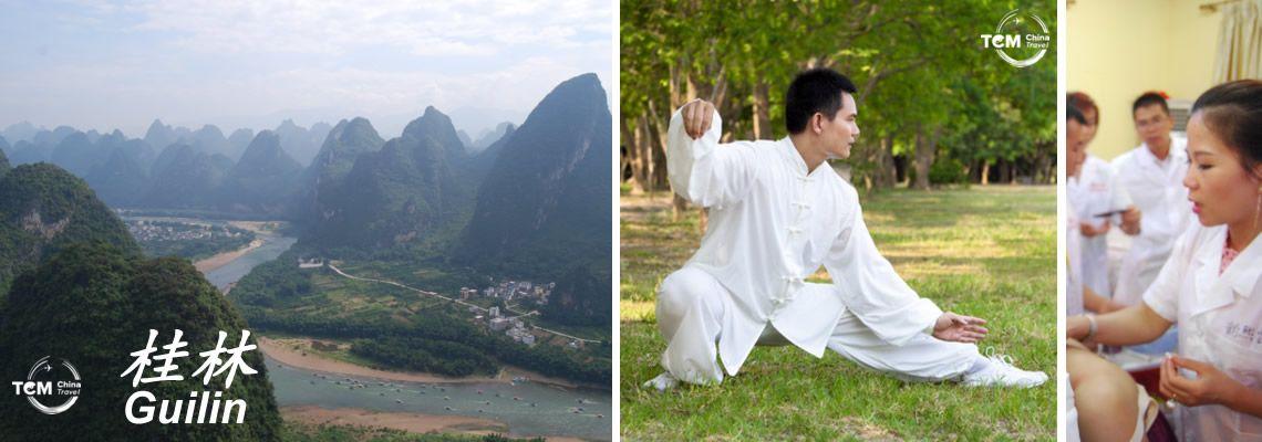 Guilin viaje medicina china