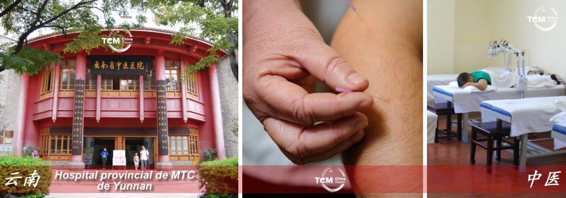 universidad medicina china yunnan acupuntura