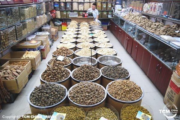 chengdu herb market 02