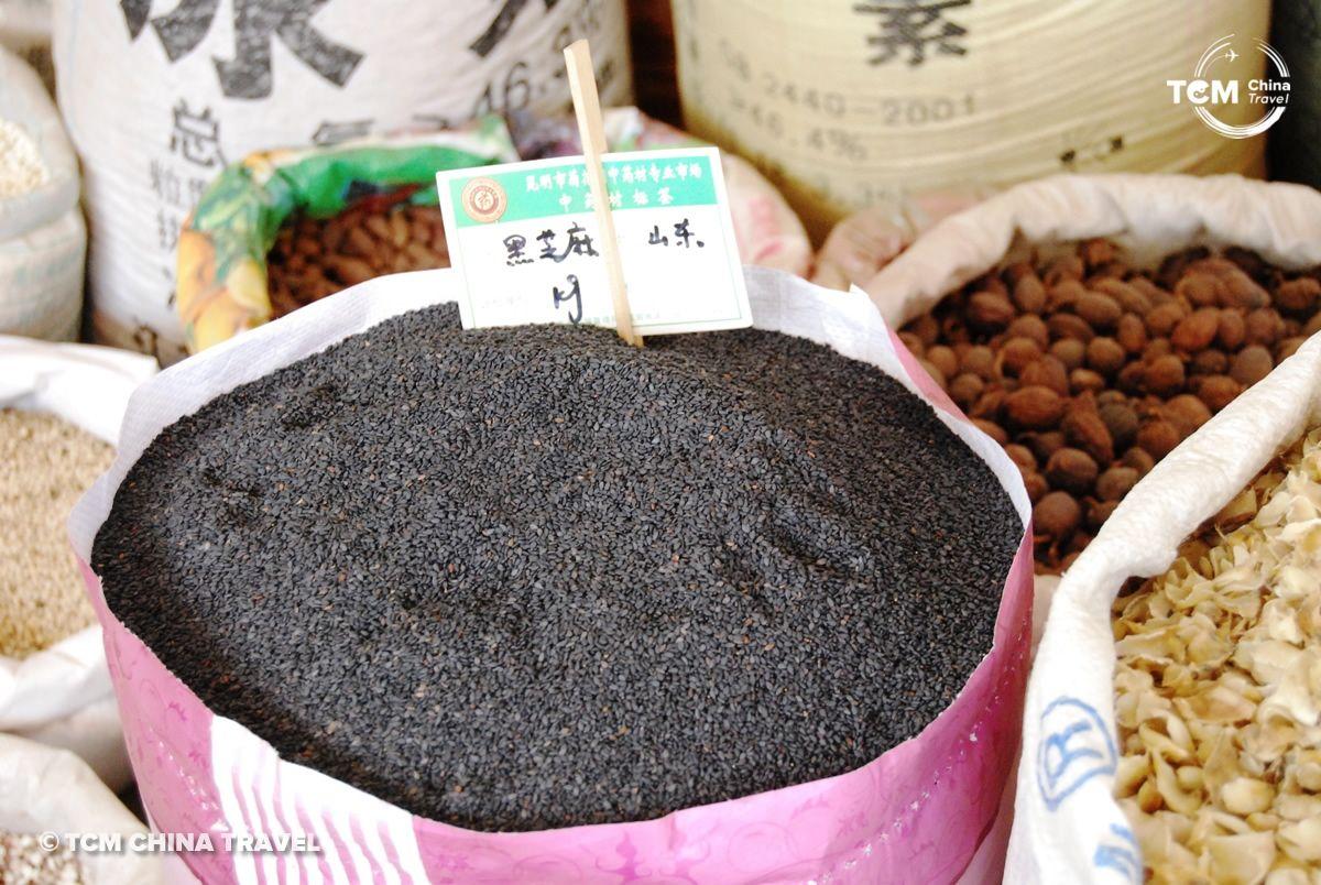 Black Sesame Seeds – Hei Zhi Ma 黑芝麻