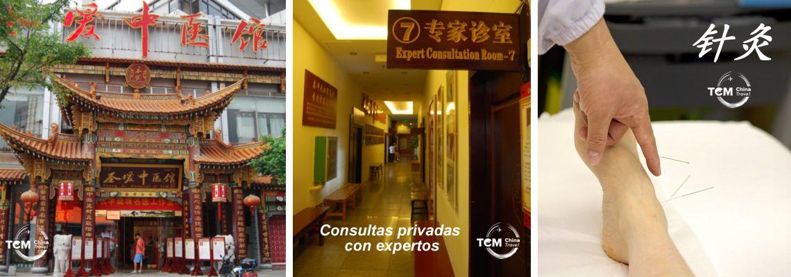Pekin consulta privadas acupuntura